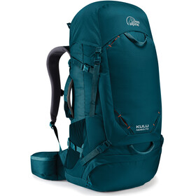 Lowe Alpine Kulu 60:70 Backpack Women blue/teal